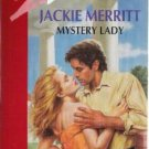 Mystery Lady by Jackie Merritt (1994) sd #849