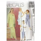 WOMEN'S JACKET, DRESS, TOP & PANTS McCALL'S PATTERN 22-