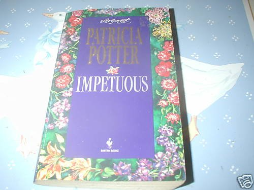 Impetuous by Patricia Potter (1995) LoveSwept