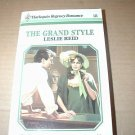 The Grand Style by Leslie Reid (1986)