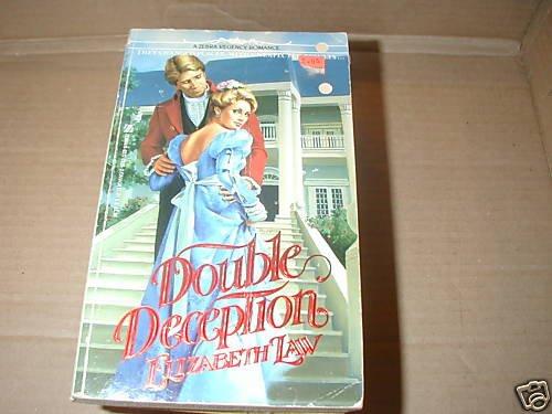 Double Deception by Elizabeth Law (1989)
