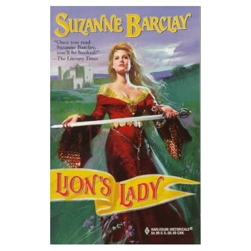 Lion's Lady by Suzanne Barclay (1998, Paperback)