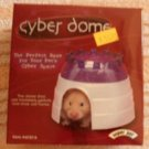 SUPER PET CYBER DOME HAMSTER HOUSE GERBIL NEW