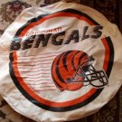 Cincinnati Bengals NFL Spare Tire Cover w/ Helmet on it