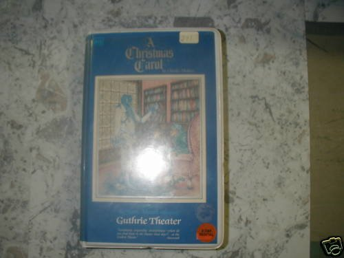 A CHRISTMAS  CAROL (VHS 1982)