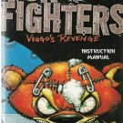 Fur Fighters Viggo's Rv (PS2)INSTRUCTION MANUAL no game
