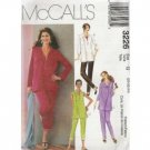 TUNIC TOPS AND PANTS - 2 lengths   McCALL'S PATTERN