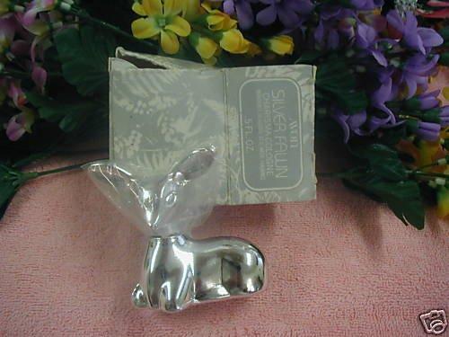 Avon CHARISMA Cologne (Silver Fawn) .5 oz