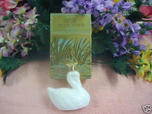 Avon TOPAZE Cologne (White Royal Swan) 1oz