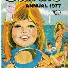 SANDIE ANNUAL 1977 in good condition -fleetway