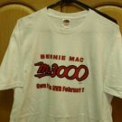BERNIE MAC Mr 3000 Promotional T-Shirt Adult Large NEW