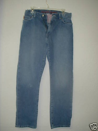 Womens Cremieux Relaxed Jeans 30x30   5 pocket