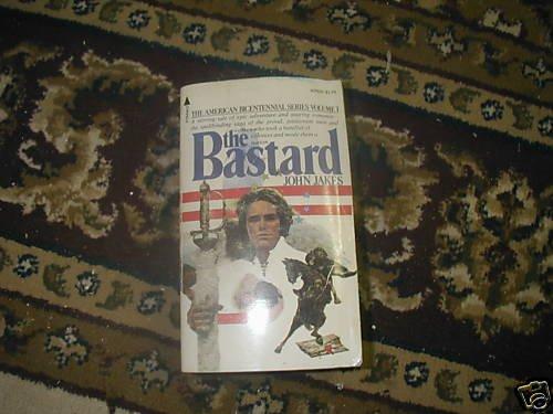 THE BASTARD JOHN JAKES PB