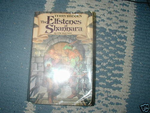 THE ELFSTONES OF SHANNARA TERRY BROOKS