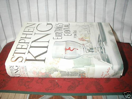 Everything's Eventual -Stephen King ('02)