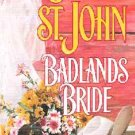 Badlands Bride  Cheryl St. John    PB