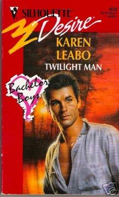 Twilight Man by Karen Leabo (1994)