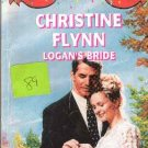 Logan's Bride  Christine Flynn  PB