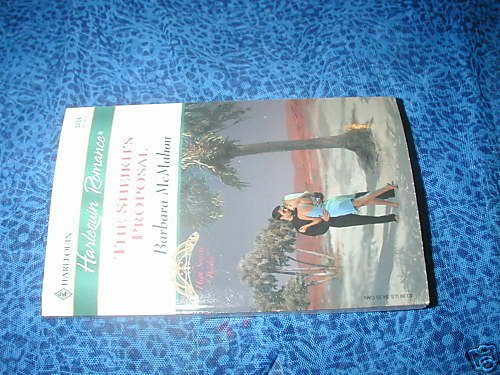 The Sheikh's Proposal by Barbara McMahon (2003) HR