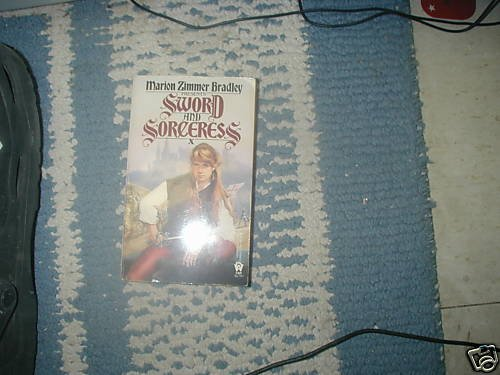 SWORD AND SORCERESS MARION ZIMMER BRADLEY PB FANTASY