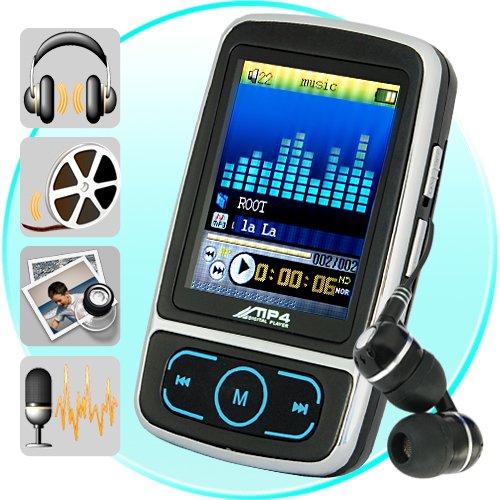 1 GB CVAAL-M401-1GB  MP4 Player - FM Radio