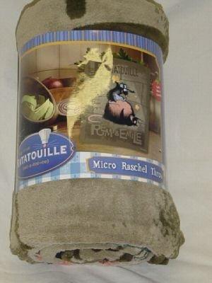 Ratatouille Micro Fiber Blanket