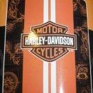 Harley Davidson Blanket - Racing Stripe
