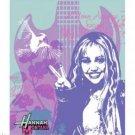 Hannah Montana Blanket - Peace