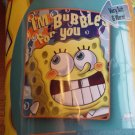 Sponge Bob Bubble Trouble Blanket