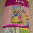 Princess Disney Beaming Beauties Fleece Blanket