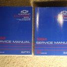1994 Service Manual WB Chevrolet Lumina