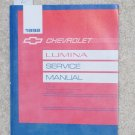 1992 Service Manual Chevrolet Lumina