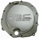 NYCPARTS carries KAWASAKI ZX14 (06-09) BILLET TRIPLE CHROME CLUTCH COVER ENGRAVED LRC
