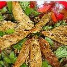 sesame thai chicken salad