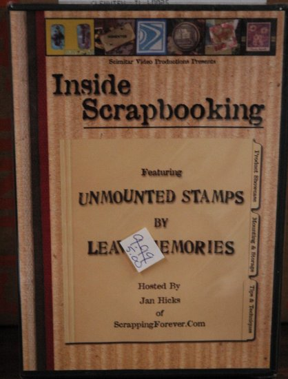 Unmounted Stamps Video