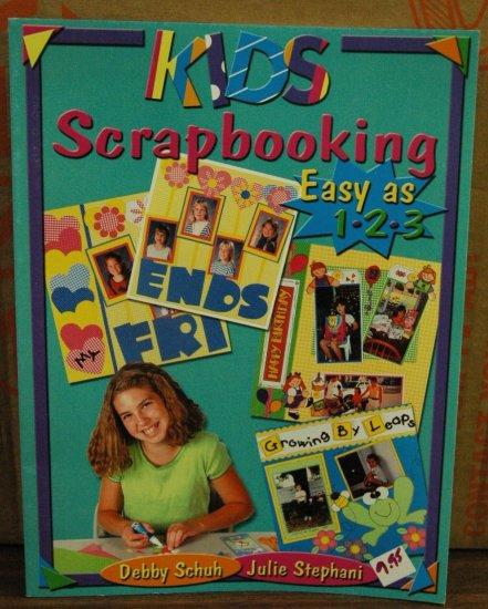 Kids Scrapbooking Idea