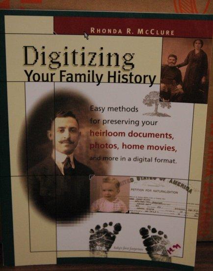 Digitizing Your Family History