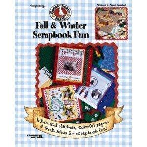 Gooseberry Patch Fall & WInter Scrapbook Fun