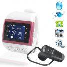 Touchscreen Mobile Phone Watch + Keypad  [TKE-CVLP-M63]