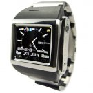 Mind Blowing Cell Phone Watch in Stainless Steel  [TKE-CVSL-104]