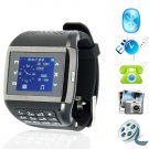 Jaguar - Quad Band Touchscreen Mobile Phone Watch + Keypad  [TKE-CVSL-M48]