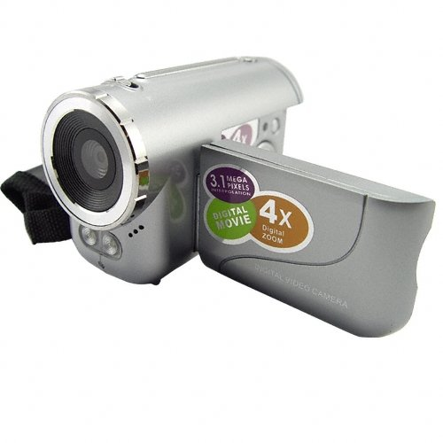 1GB Mini Camcorder - Pocket Digital Video Camera  [TKE-CVSE-713]