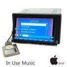 """7"""" Dual Zone Car AM/FM-RDS/DVD/GPS System (Flux Capacitor II)  [TKE-CVGX-C30-GPS]"""