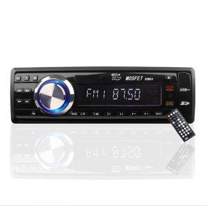 Car Audio Entertainment System 1 DIN [TKE-CVEZJ-6802D]
