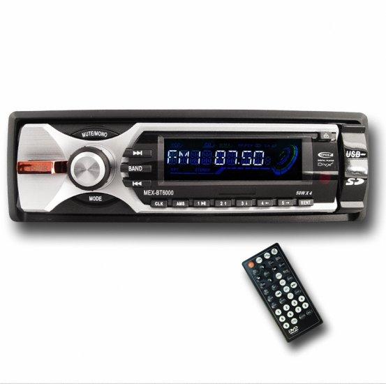 1-DIN Car DVD Player  [TKE-CVEZJ-6815D]