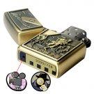 Hidden DVR Lighter (4GB Army Edition)  [TKE-CVSD-I27]