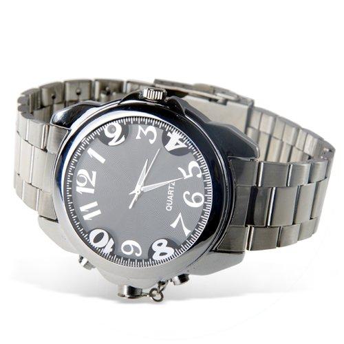 Hidden Camera Watch - Security With Style  [TKE-CVSD-632]