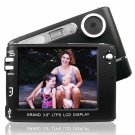 4GB 3.6 Inch Display Digital Camera + MP3 Player [TKE-CVA-V31]