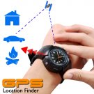 GPS Watch (Location Finder + Data Logger + Photo Tagger)  [TKE-CVHN-G96]