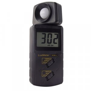 Digital Light Meter - LuxMeter x100  [TKE-CVHM-G93]